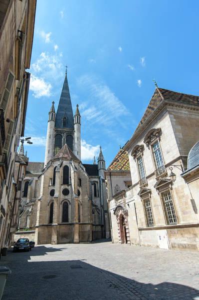 Wall Art - Photograph - The Church Of Notre-dame Of Dijon by Jim Engelbrecht