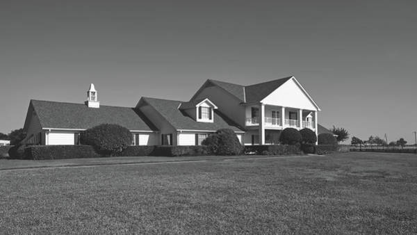 Wall Art - Photograph - The Famous Southfork Ranch by Mountain Dreams