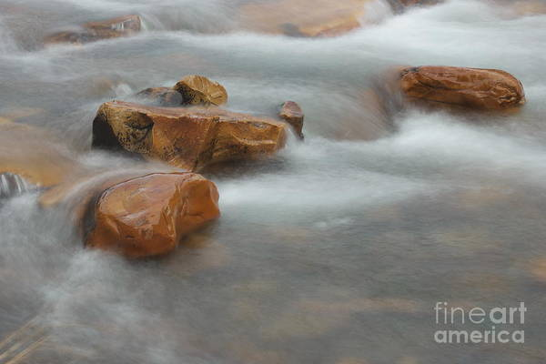 Wall Art - Photograph - The Flow Of Serenity  by Jeff Swan