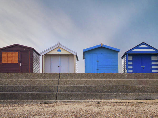 Wall Art - Photograph - The Huts by Martin Newman