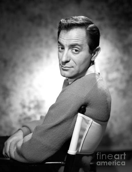 Wall Art - Photograph - The Joey Bishop Show by Cbs Photo Archive