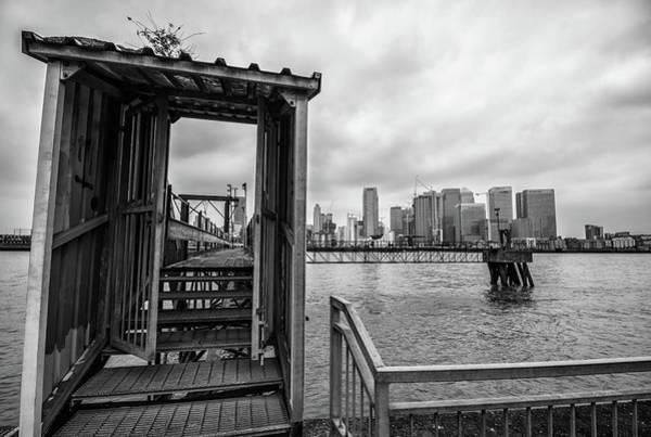 Wall Art - Photograph - The Pier by Martin Newman