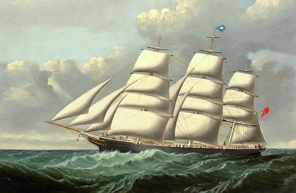 Howard Painting - The Rathfern by William Howard Yorke