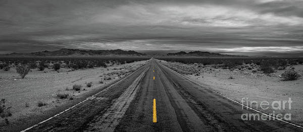 Photograph - The Road  by Michael Ver Sprill