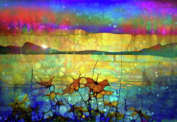 Digital Art - The Sunrise by Tara Turner