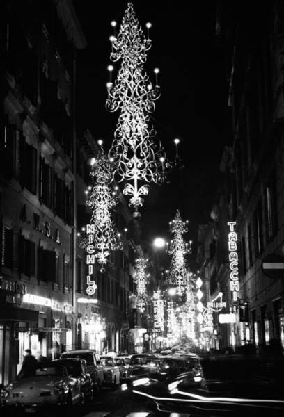 Topics Photograph - The Traditional Christmas Llluminations by Keystone-france