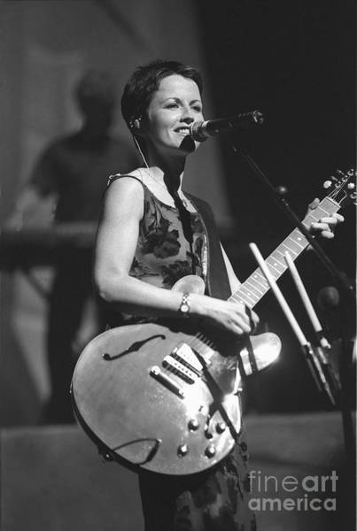 Wall Art - Photograph - The Cranberries by Concert Photos