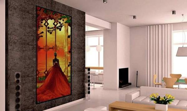 Digital Art - To The Ballroom by Swedish Attitude Design