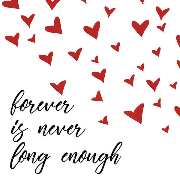 Wall Art - Mixed Media - Today And Forever I by Sd Graphics Studio