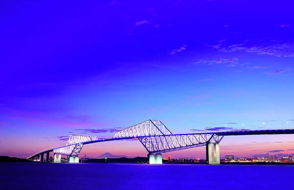 Wall Art - Photograph - Tokyo Gate Bridge by Takuya Igarashi
