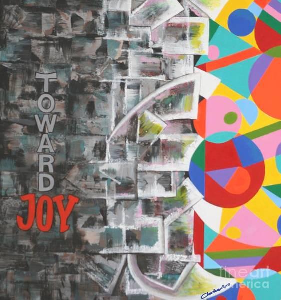 Painting - Toward Joy by Jean Clarke