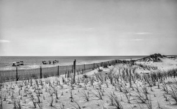 Wall Art - Photograph - Towers Beach - Delaware Seashore State Park by Brendan Reals