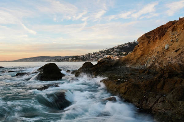Photograph - Laguna Beach Treasure Island by Kyle Hanson