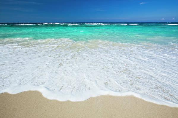 Wall Art - Photograph - Tropical Caribbean Beach by Dstephens