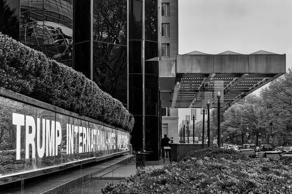 Wall Art - Photograph - Trump International Hotel by Susan Candelario