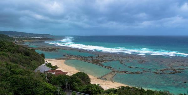 Okinawa Photograph - Typhoon by Dark koji