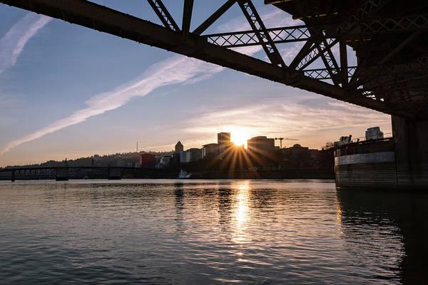 Photograph - Under The Bridge by Steven Clark