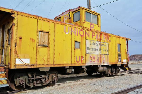 Photograph - Union Pacific Railroad by Kyle Hanson