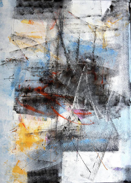 Untitled Painting - Untitled 1 by Igor Nelubovich