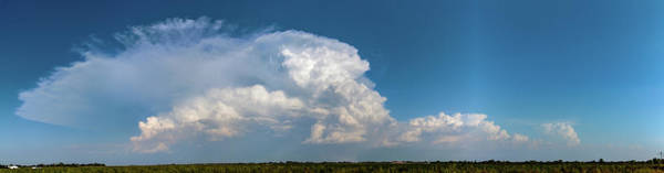 Photograph - Updrafts And Anvil 008 by NebraskaSC