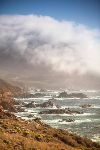 Surf City Usa Photograph - Usa, California, Big Sur, Coastline And by Pgiam
