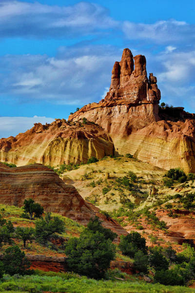 Wall Art - Photograph - Usa, New Mexico, Red Rock State Park by Jaynes Gallery