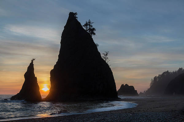 Wall Art - Photograph - Usa, Washington State, Rialto Beach by Jaynes Gallery