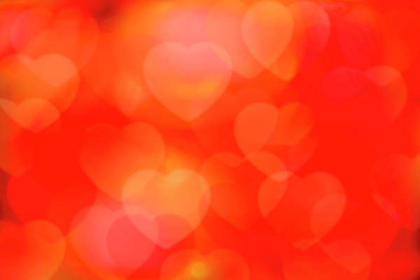 Backgrounds Photograph - Valentine Background by Tetra Images