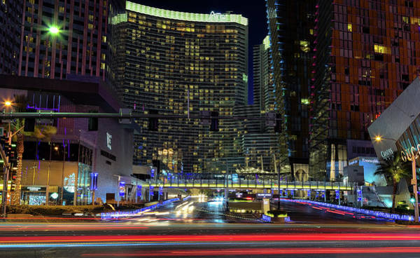 Photograph - Vegas by Michael Rogers