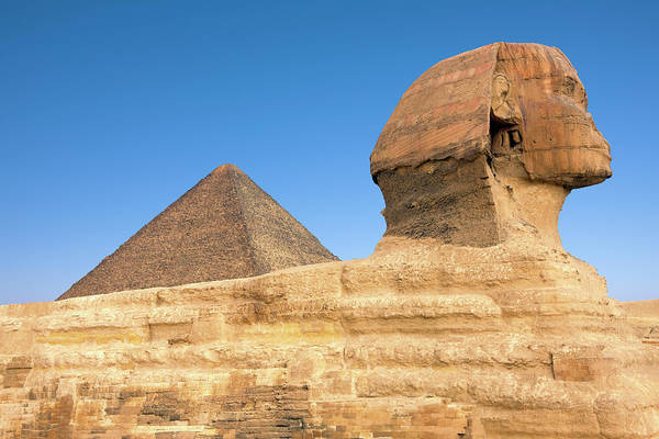 Ancient Egypt Photograph - Vestiges Of Egyptian Civilization by Visions Of Our Land