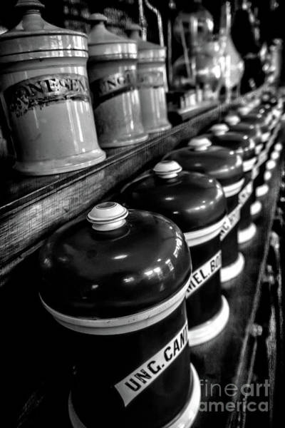 Wall Art - Photograph - Victorian Pharmacy by Adrian Evans