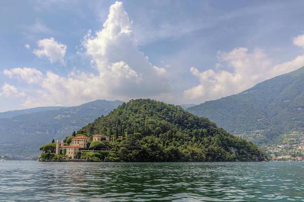 Wall Art - Photograph - Villa Del Balbianello - Italy by Joana Kruse