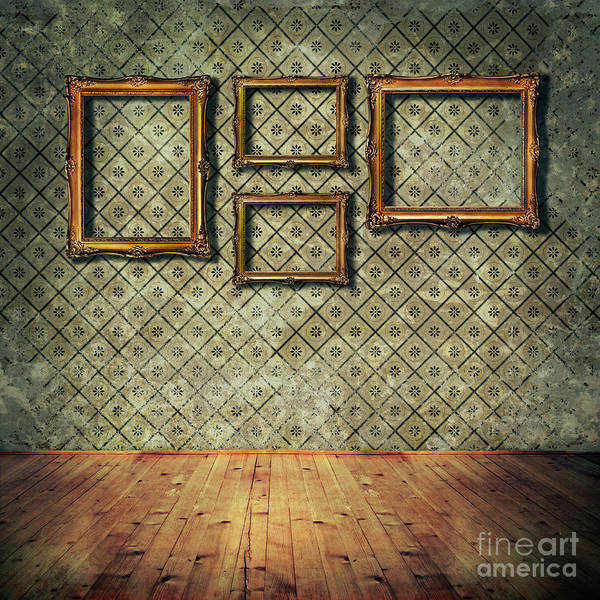Wall Art - Photograph - Vintage Room by Jelena Jovanovic