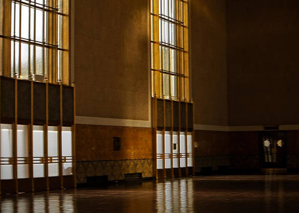 Photograph - Waiting Room by Maria Reverberi