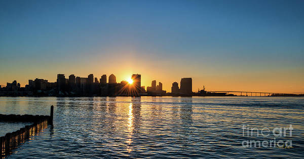 Photograph - Wake Up, San Diego by David Levin
