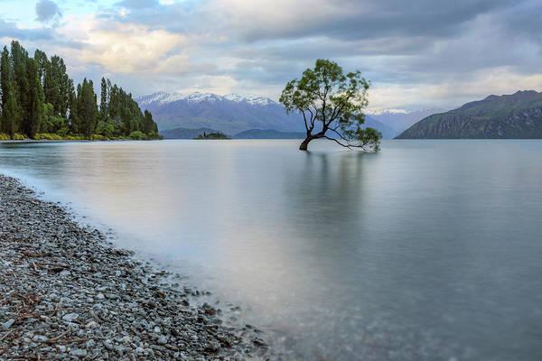 Wall Art - Photograph - Wanaka - New Zealand by Joana Kruse