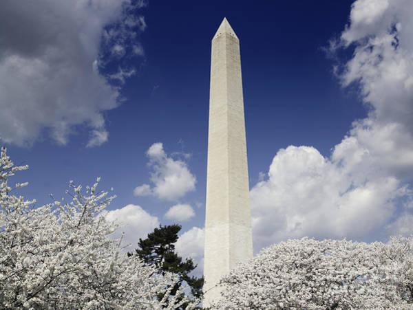 Photograph - Washington Monument, 2007 by Carol Highsmith