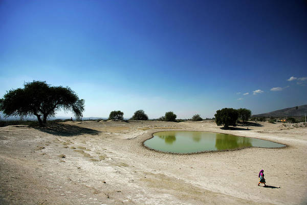 Photograph - Water Issues by Brent Stirton