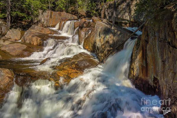 Photograph - Waterfall by Alana Ranney