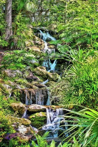 Wall Art - Photograph - Waterfall  by Louis Ferreira