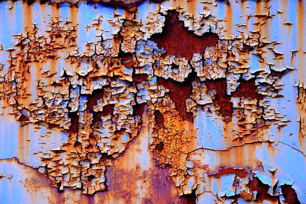 Wall Art - Photograph - Weathering Away by Paul W Faust - Impressions of Light