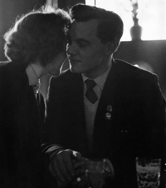 Photograph - Wedded Bliss by Erich Auerbach