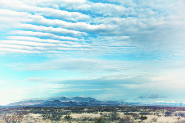 Photograph - West Texas Skyline #2 by David Chasey