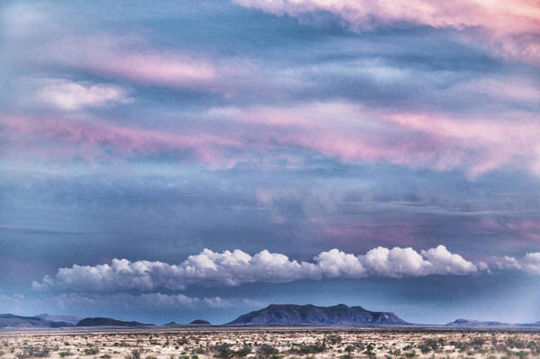 Photograph - West Texas Sunset #2 by David Chasey
