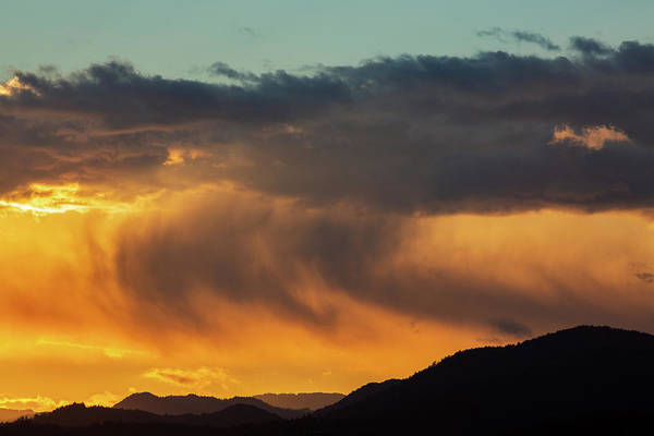 Wall Art - Photograph - Western Sunset by Ian Middleton