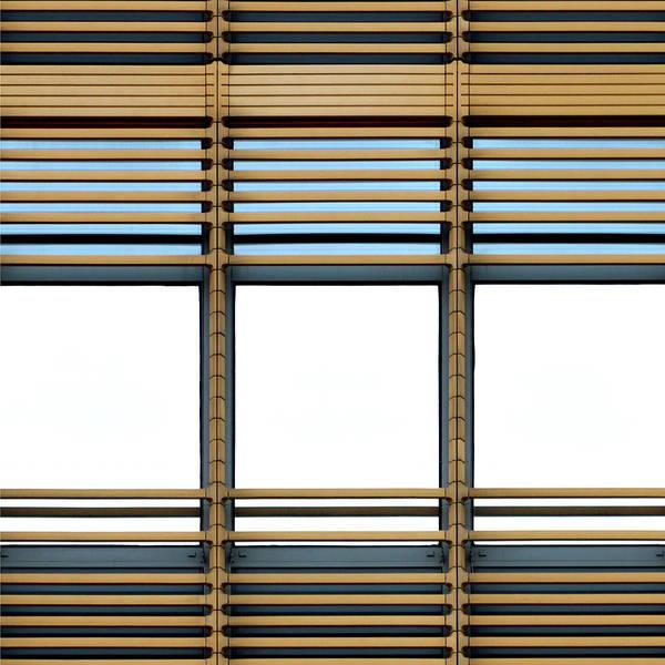 Photograph - White Windows by Stuart Allen