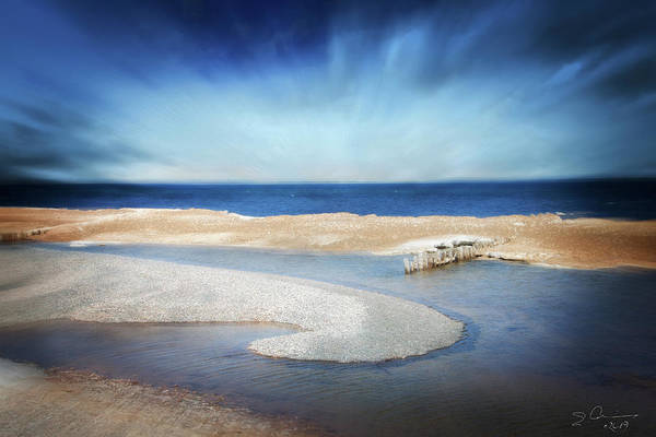 Photograph - Whitefish Point Michigan by Evie Carrier