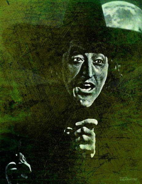 Wicked Witch Of The West Digital Art - Wicked Witch Of The West - The Wizard Of Oz - Margaret Hamilton by Jonathan Palgon
