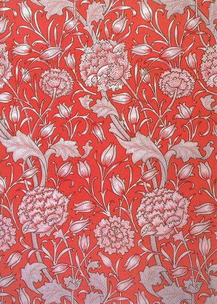 Wall Art - Painting - Wild Tulips - Digital Remastered Edition by William Morris