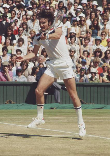 Tennis Photograph - Wimbledon Lawn Tennis Championship by Fox Photos